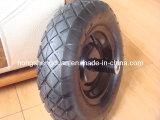 Wheel pneumático para Wheelbarrow 480/400-8