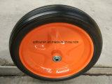 400-8 gomma libera piana della rotella riempita di gomma piuma dell'unità di elaborazione per il carrello