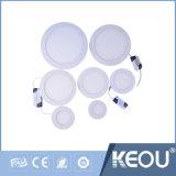 Temp couleur ajustable/modulable par LED Downlight encastré