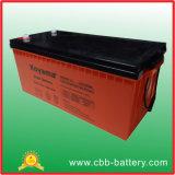 Gel 12V à cycle profond Marine Gel de la batterie batterie solaire 200Ah