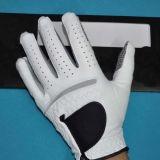 Поле для гольфа кожаные перчатки, левое поле для гольфа рукавицы, спортивных вещевого ящика