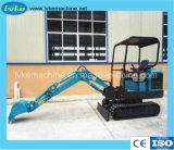 Малые строительного оборудования мини экскаватор компактный водить самосвал гидроуправления для продажи обратной лопаты
