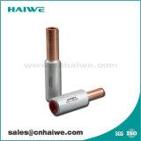 Koker van de Link van de Kabel van de Schakelaar van de Metalen kap van het Aluminium van het Koper van Gtl de Bimetaal