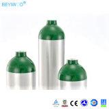 De medische Cilinder van de Zuurstof met PostKlep Cga870 - de Grootte van D