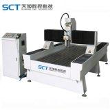 Sct 1318 природного камня гравировальный станок с ЧПУ 3D для продажи