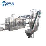 Máquina de enchimento de suco de vaso profissional Fábrica de Bebidas