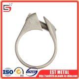 Gr5 34.9mm/31.6mm 티타늄 시트 관 클립 티타늄 Seatpost 죔쇠