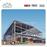 Estructura de acero y de la luz de la hoja de acero de proyecto de estructura de acero