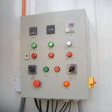 Экономического порошок оборудование для нанесения покрытия экологической мебелью окрасочной камере