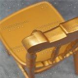 Verwijderde Kussen van het Hotel van de Stoel van het Huwelijk van Chiavari het Gouden Meubilair (yc-A07G)