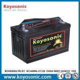 24V Autobatterie-Japan-Autobatterie-Batterie im Automobil