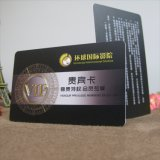 Cmyk Plastikhandelsname intelligente Mitgliedskarte Belüftung-Identifikation-VIP