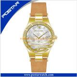 2016 Frauen-Luxuxmarken-Uhr-Formrhinestone-Geschenk-Armbanduhr
