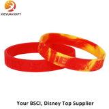 Wristbands poco costosi all'ingrosso del silicone di Crossfit con stampa