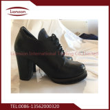 高品質の中古の女性のハイヒールの靴のエクスポート