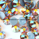 2088 Lastset наиболее востребованных Ss16 желтый Ab горячей фиксации стекла Rhinestone Crystal исправление Rhinestone Preciosa копирования (HF-SS16 желтый ab /5A к категории)