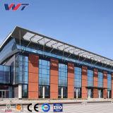 工場直接構築のプレハブの鉄骨構造の建物