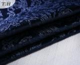 Новая ткань бархата печати 2017 от поставщика Китая