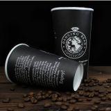 Diseño de moda el papel de pared doble Taza para beber café Wholesale
