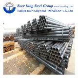 Grado B del tubo api 5L/ASTM A53 del nero del tubo saldato ERW del acciaio al carbonio per il tubo di olio/tubo di gas/il tubo certo tubo di acqua