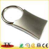 Bloquear em branco de forma fácil de instalar correntes Chave Key Ring