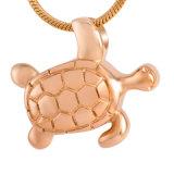 جديدة أسلوب سلحفاة يرمّد نصب تذكاريّ تذكار حامل حيوانيّ محبوب ترميد مدلّاة مجوهرات