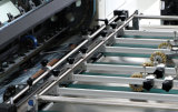 Máquina que corta con tintas de Yw-105e y que arruga automática para la cartulina