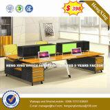(HX-D9054) Form-Konstruktionsbüro-Möbel-Aluminiumtrennwand-Arbeitsplatz