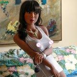 Volwassen Doll van de Liefde van de Borst van de Taille van het Speelgoed van de Liefde Slanke Midden Sexy