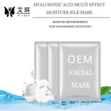 L'hydre de la soie d'acide hyaluronique hydratant masque facial