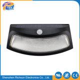 IP65 6-10W wärmen weiße LED-Straßen-Solargarten-Lampe