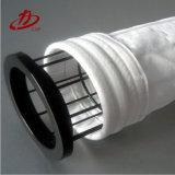 Não Tecidos de fibra de vidro tipo de saco de filtro de poeira