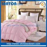 王のためのSize Bed高級ホテルの銘柄のキルト
