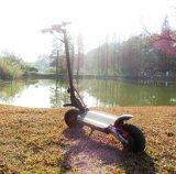 Elektrisches Rad-faltbarer Roller des Stoß-Roller-2