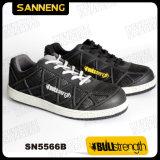 Chaussures de sûreté de sport avec tep en acier