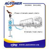 Protecteur statique de débordement pour le système de charge de camion de réservoir
