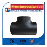 Soldadura de acero al carbono en T con la norma DIN 2615