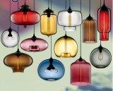De in het groot Klassieke Duidelijke Hangende Lamp van de Dekking van het Glas van de Lantaarn van de Verlichting