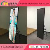 Publicidad a todo color de la máquina, LED Video Wall, pantalla LED, P2.57, USD4500 / PCS