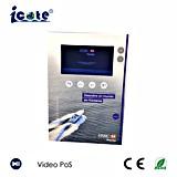 POS LCD видео- рекламируя для промотирования с высоким качеством