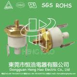 電気水鍋のための止め処置のサーモスタット