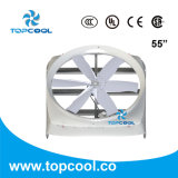 De Ventilator Vhv55 van Cyclon van de Recyclage van de glasvezel voor Zuivelfabriek speciaal wordt ontworpen die