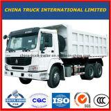 HOWO 6X4 30 톤 선적 덤프 팁 주는 사람 트럭