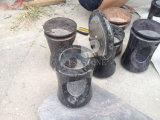 Pietra nera granito/del marmo per il monumento/lapide/Headstone/pietra tombale/memoriale con i prodotti di qualità (mm001)