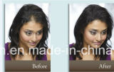 Extensão de cabelo Peruca Edifício Cabelo queratina fibra para obtenção de cabelo