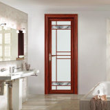 浴室デザイン安いアルミニウム開き窓のドア
