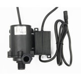 循環および冷却装置のための24V水ポンプDCのブラシレス適した