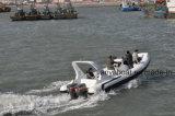 Liya 16passengers steifes Hypalon aufblasbares Rippen-Boot hergestellt in China