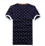 人のためのカスタマイズされた偶然の印刷のポロシャツ