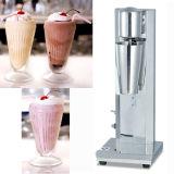 두 배 맨 위 아이스크림 셰이커 과일 밀크 셰이크 기계